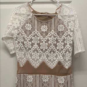 For Love and Lemons size large
